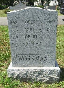 Doris A <I>Whittam</I> Workman