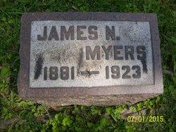 James N Myers