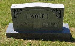 M. Rosalind Wolf