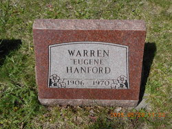 "Warren ""Eugene"" Hanford"