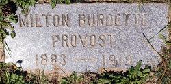 Milton Burdette Provost