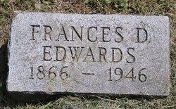Frances <I>Durnin</I> Edwards