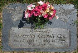 Marcella Carroll Cox
