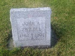 John A Zwiebel