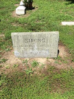 Frederick DeRosset Strong