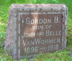 Gordon B VanWormer
