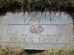 Birdie Taylor