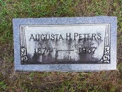 Augusta Henrietta <I>Braunsdorf</I> Peters