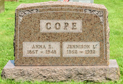 Anna E. <I>Tipton</I> Cope