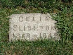Celia Ann <I>Williams</I> Slightom