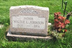 Walter L. Johnson