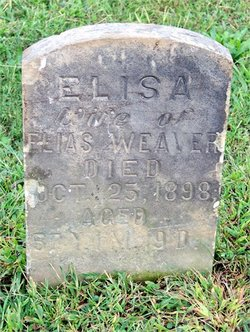 Elizabeth <I>Hershberger</I> Weaver