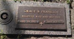 Grace B. Franklin
