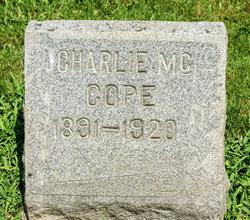 Charlie M. Cope