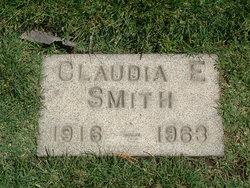 Claudia Electra <I>Clark</I> Smith