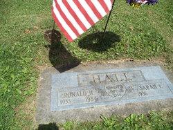 Ronald H Hall