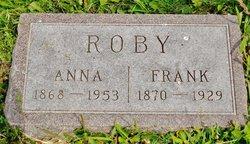 Anna <I>Cochran</I> Roby