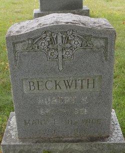 Mary Elizabeth <I>Donlon</I> Beckwith