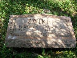 Edward W. Zwiker