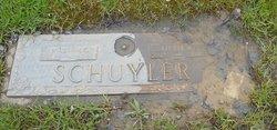 PFC William G Schuyler