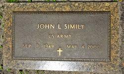John L. Simily