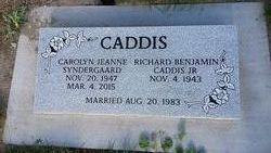 Carolyn Jeanne <I>Syndergaard</I> Caddis