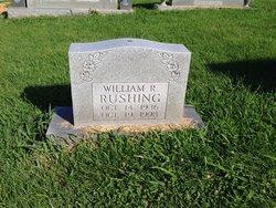 William R Rushing