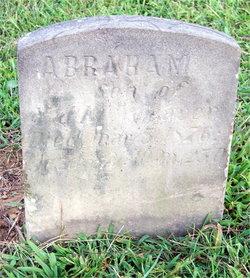Abraham Y Weaver