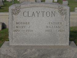 William J Clayton