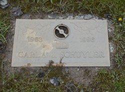 Carla J Schuyler