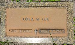 Lola M. Lee