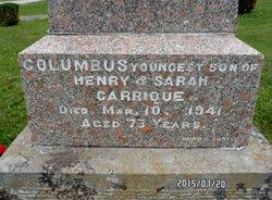 Columbus Carrique