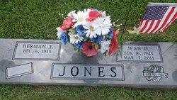Jean D Jones