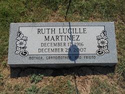 Ruth Lucille Martinez