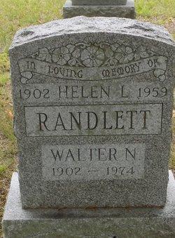Walter Randlett