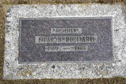 Opal B. Richard