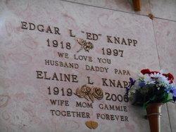 Elaine L Knapp