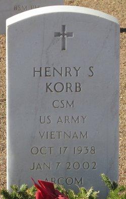 Henry S Korb