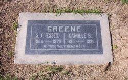 "Samuel X ""Essex"" Greene"
