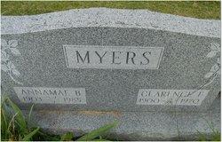Annamae <I>Barlup</I> Myers
