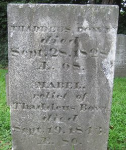 Thaddeus Bowe