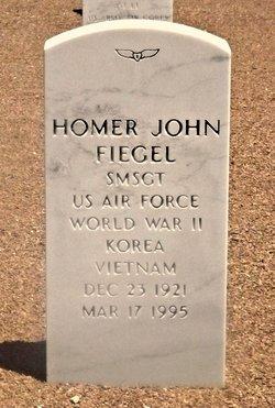 Homer John Fiegel