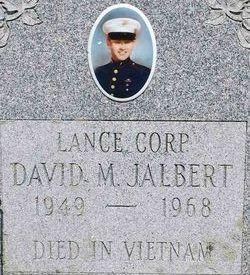 LCpl David Michael Jalbert