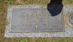 "Silas Walker ""Cy"" Stoneking (1922-1993) - Find A Grave Memorial"