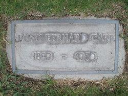"""Bernard James """"Bert"""" Carr"""