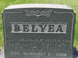 Frederick Wallace Belyea