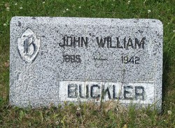 John William Buckler