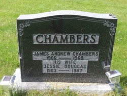 James Andrew Chambers