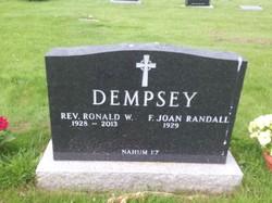 Ronald W Dempsey