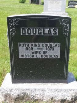 Ruth <I>King</I> Douglas
